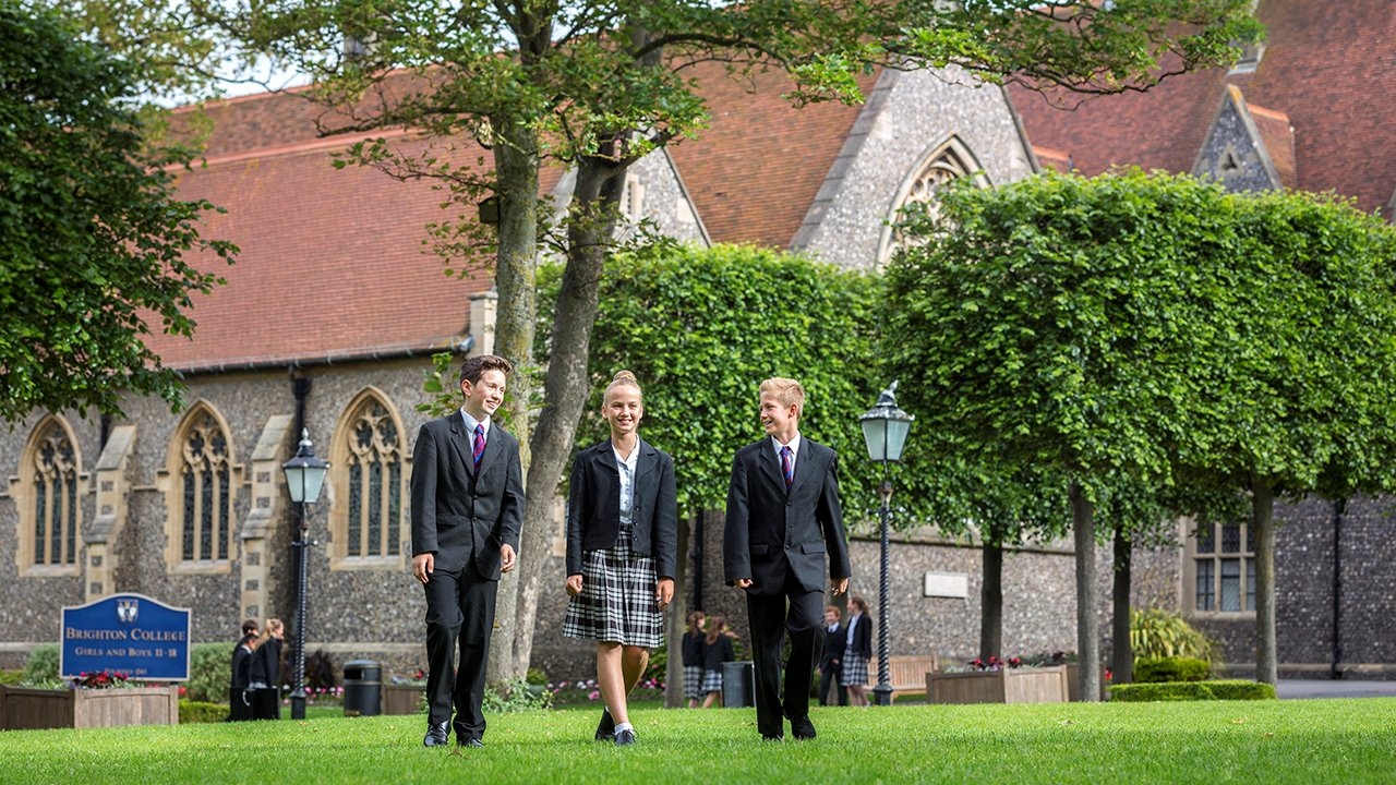 Pupils walking on campus quad.jpg